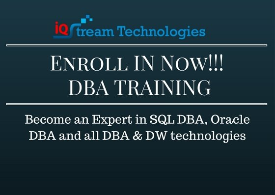 DBA Institute Bangalore